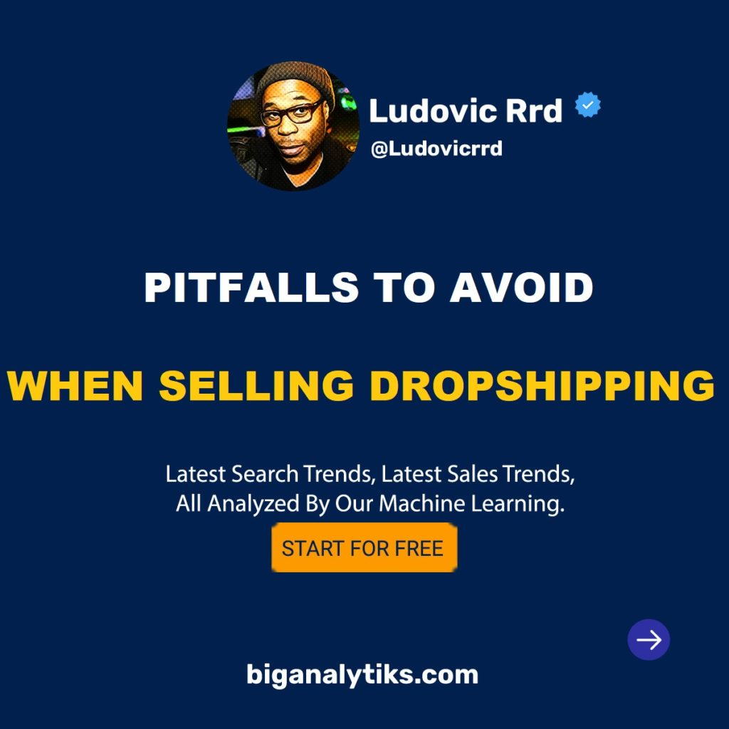 PITFALLS TO AVOID WHEN SELLING DROPSHIPPING